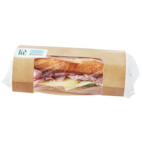Ham & Cheddar