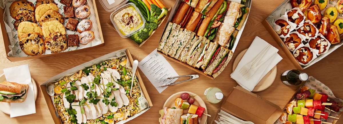 Catering - EARL Canteen